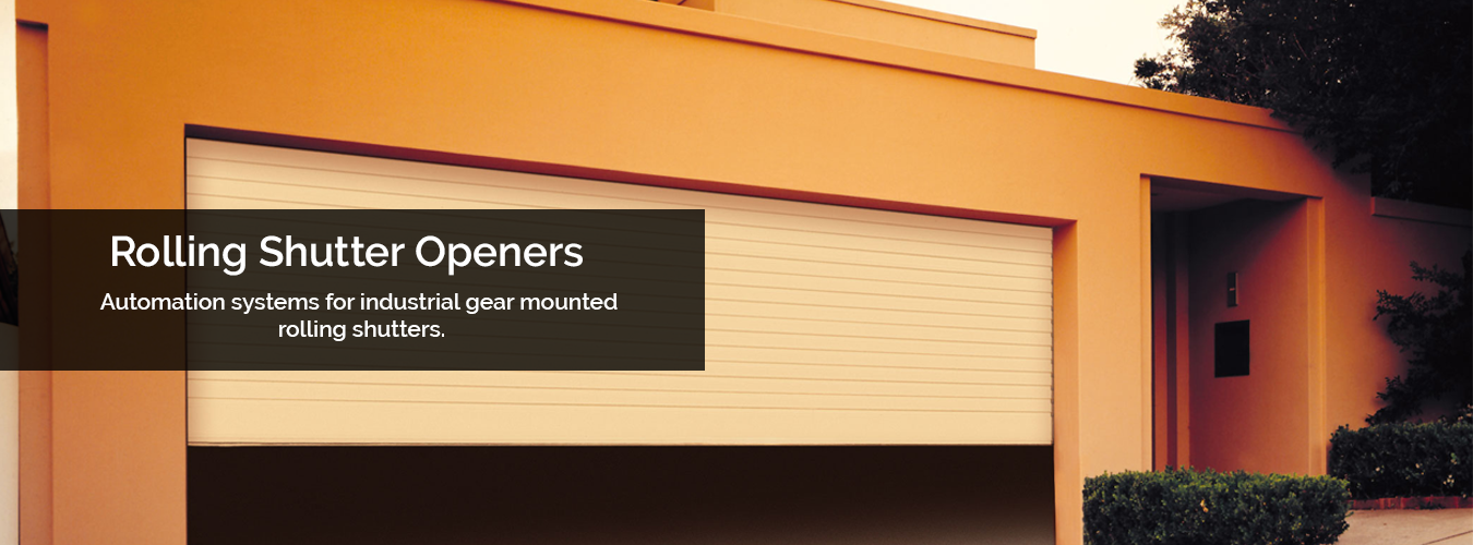 Rolling Shutter openers manufacturers Bangalore